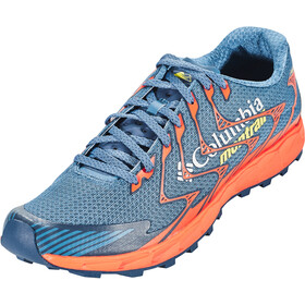 Columbia Rogue F.K.T. II Zapatillas Hombre, steel/acid yellow